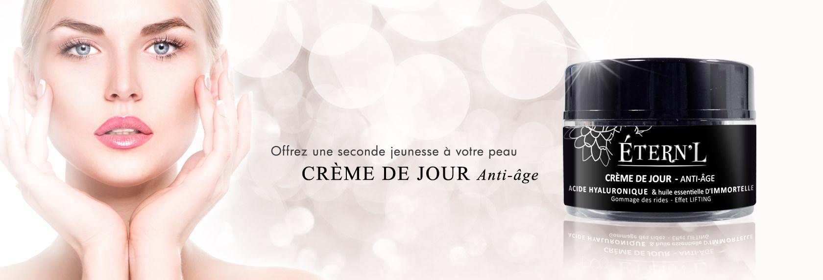 Étern'L Crème de Jour Anti-Âge