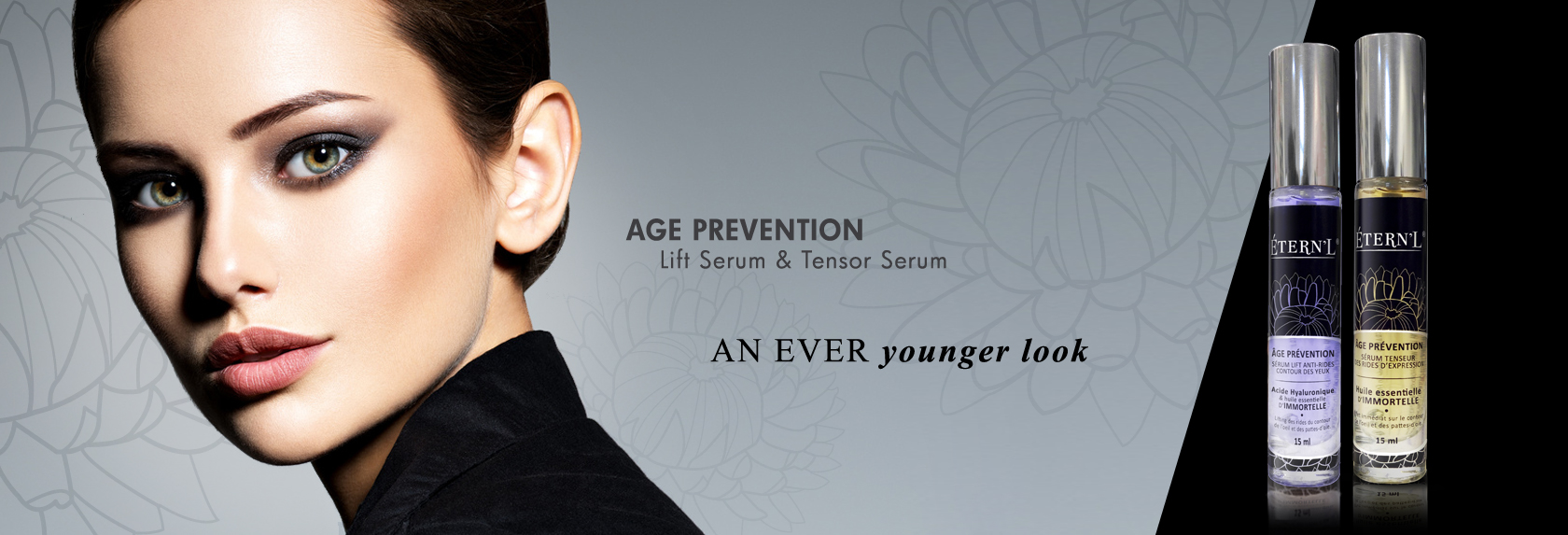 Étern'L AGE PREVENTION - CONTOURS OF THE EYES SERUM